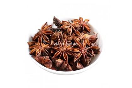 八角 Star Anise Seed / Ubat Bunga 100g