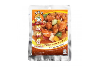 [Master 1] 酸甜酱 (咕噜肉) Sweet & Sour Sauce 180gm